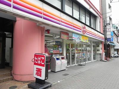 コンビ二:サークルK 河原町丸太町店 195m