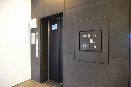 エレベーター(セキュリティあり)