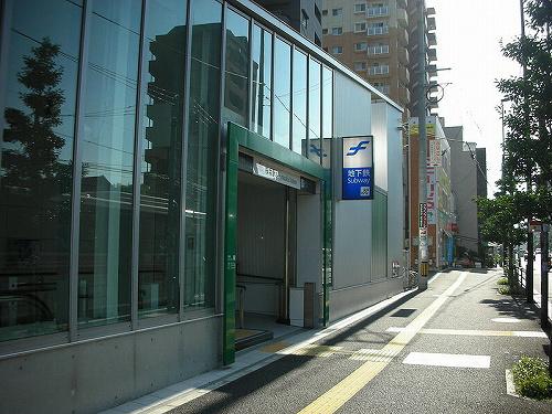桜坂駅(徒歩3分)