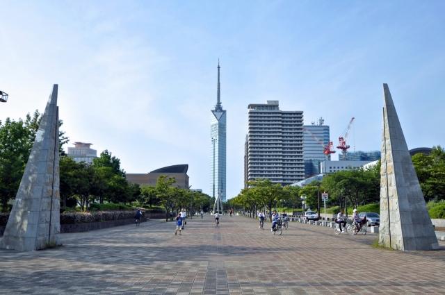 福岡タワー近隣!