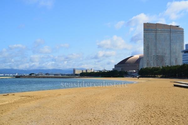 公園:シーサイドももち海浜公園 250m
