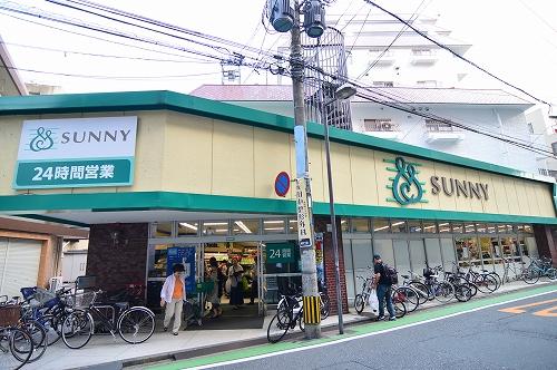 スーパー:サニー 警固店 550m 近隣