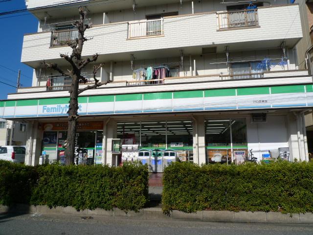 コンビ二:ファミリーマート 川口芝東店 453m