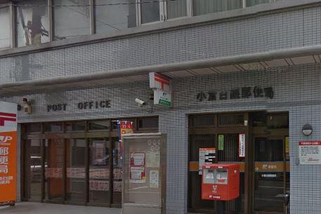 郵便局:小倉白銀郵便局 264m