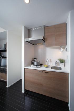 キッチン(モデルルーム)