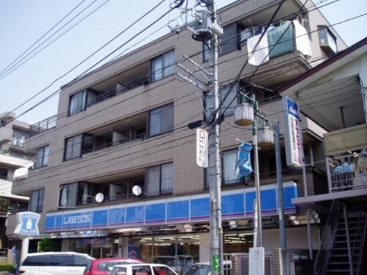 コンビ二:ローソン小杉陣屋町店 360m