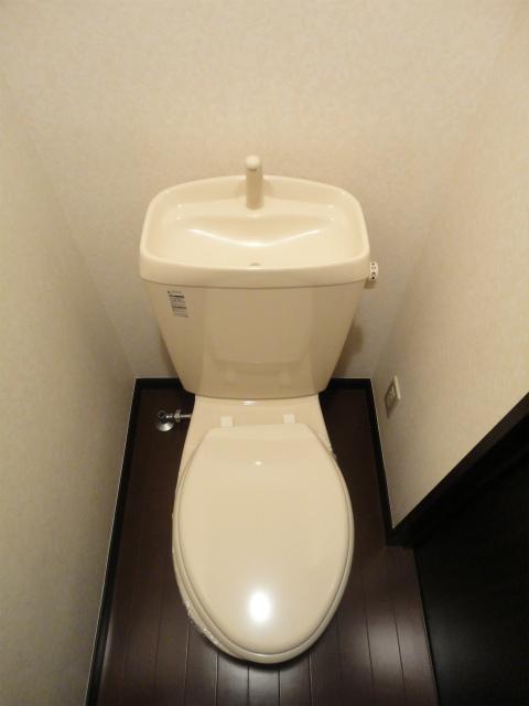 もちろんトイレも独立!!