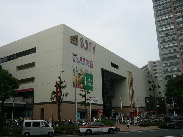 スーパー:東神奈川サティ 60m