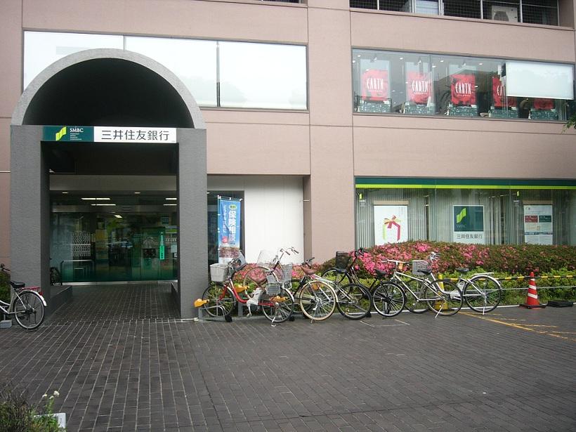 銀行:三井住友銀行東神奈川支店 80m