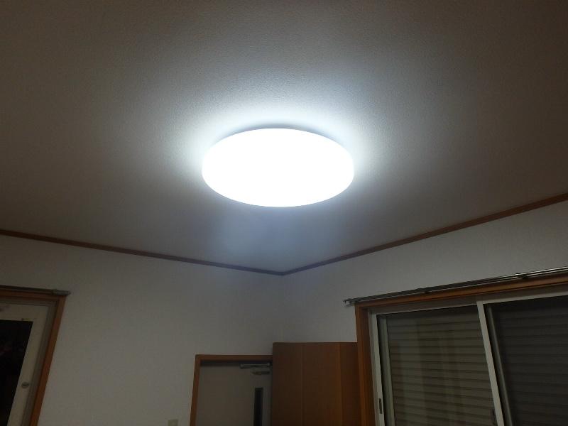 うれしい新品LED照明付き!