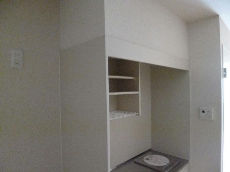 江戸川区南小岩8丁目レオ小岩のキッチン