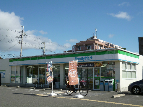 コンビ二:ファミリーマート 佐井寺南が丘店 425m