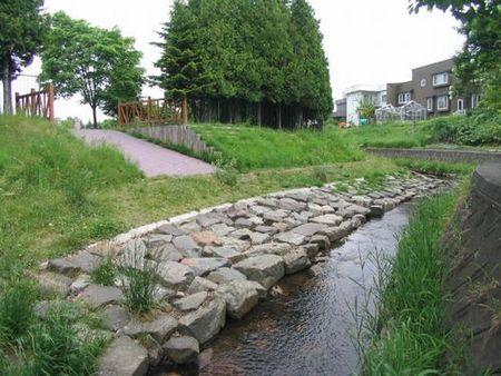 公園:吉田川公園 1234m
