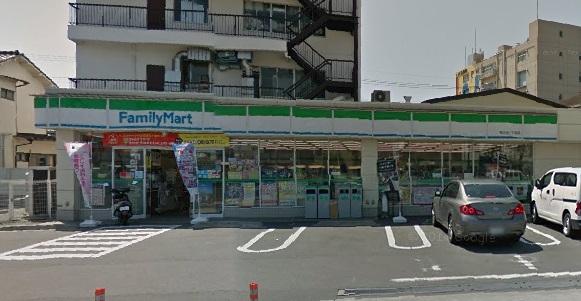 コンビ二:ファミリーマート 堀之内一丁目店 204m
