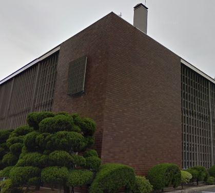 銀行:日本銀行 北九州支店 664m