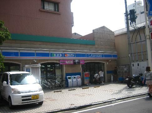 コンビ二:ローソン 福岡西新五丁目店 150m 近隣