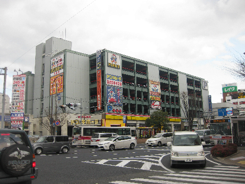 ショッピング施設:ドンキホーテ西新店 580m 近隣