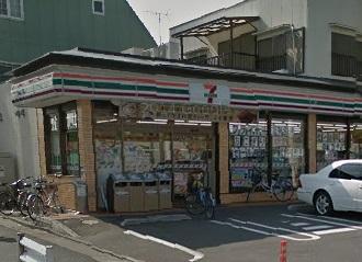コンビ二:セブンイレブン 足立西新井四丁目店 905m