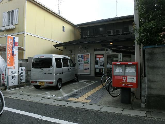 郵便局:京都北山郵便局 624m