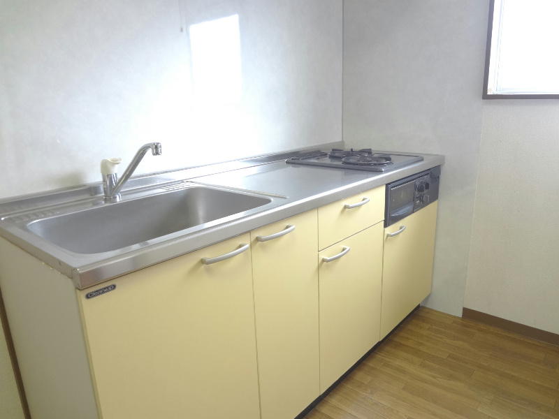 江戸川区西小岩4丁目ドミシール平野のキッチン
