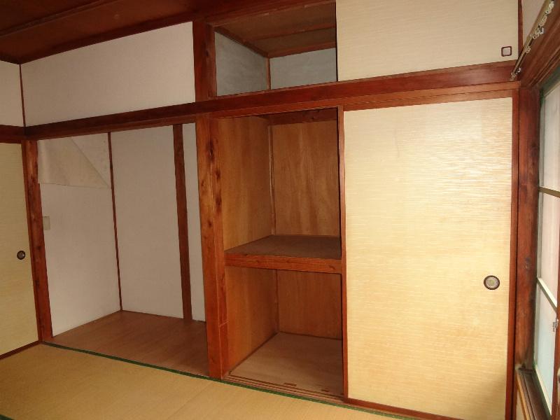 江戸川区東小岩2丁目松丸荘の押入れ