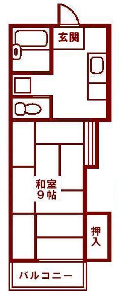 和室 9帖☆