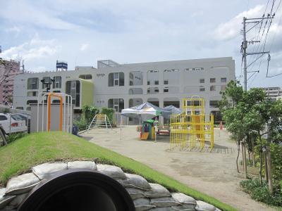 保育所:香椎保育園 300m