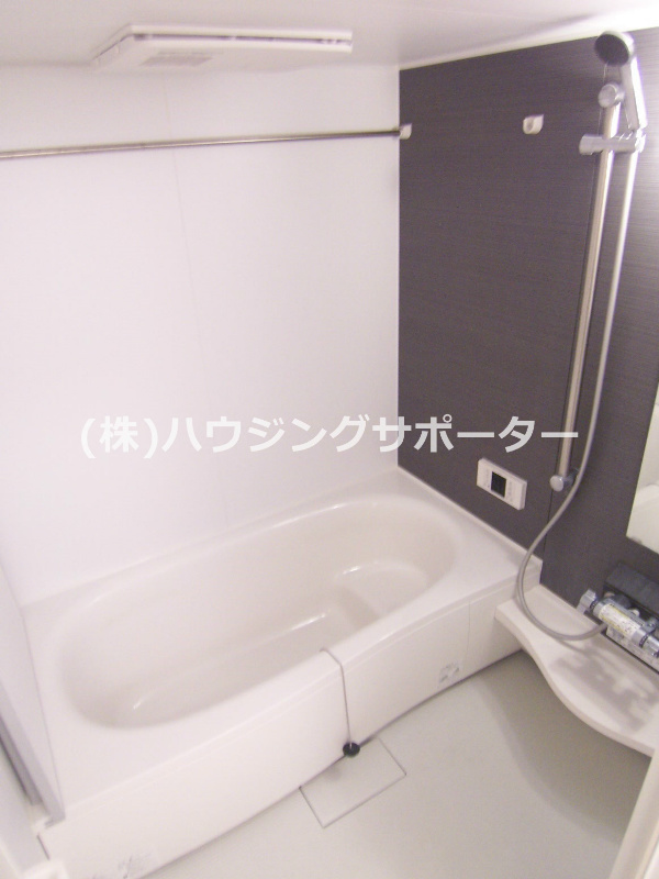 お風呂大きいです!