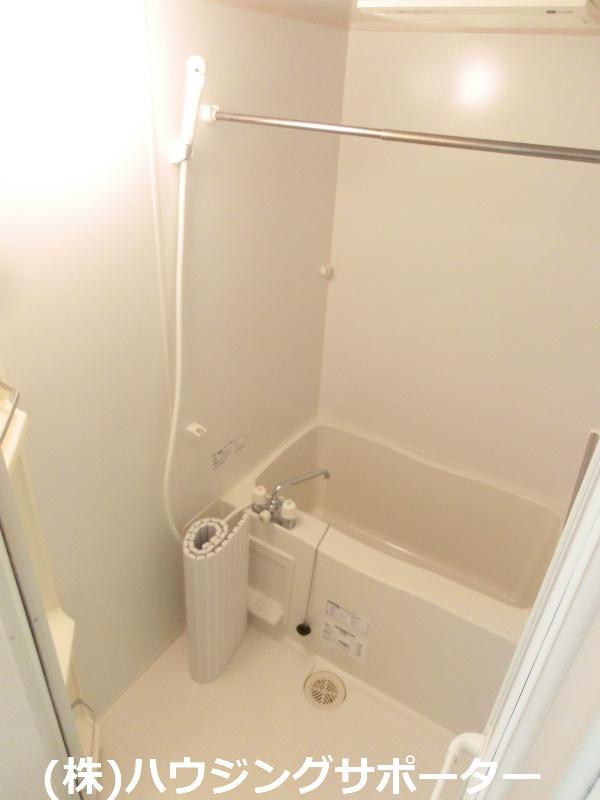 浴室乾燥ついてます!