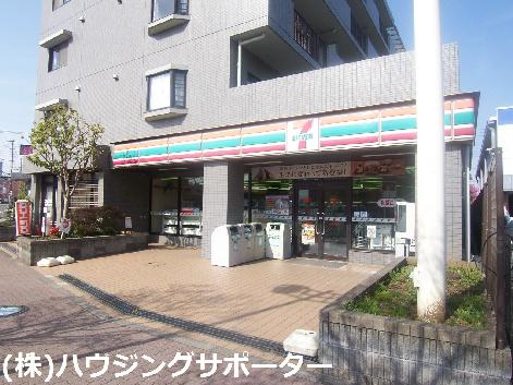 コンビ二:セブンイレブン 八王子片倉駅北口店 843m