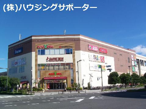 ショッピング施設:アクロスモール八王子みなみ野 1214m