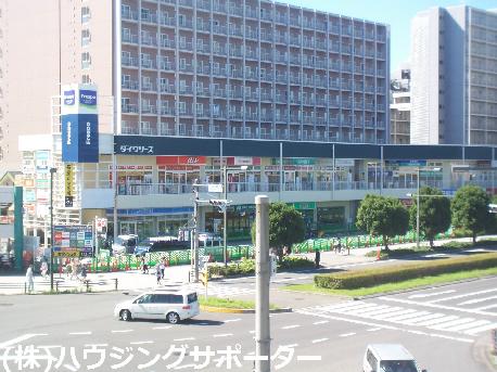 ショッピング施設:フレスポ八王子みなみ野 1267m