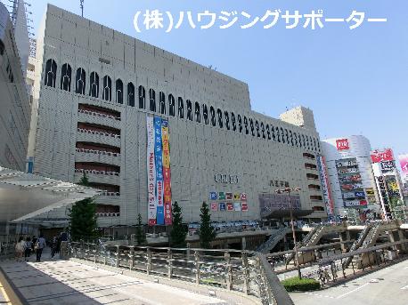 ショッピング施設:CELEO(セレオ)八王子 北館 404m