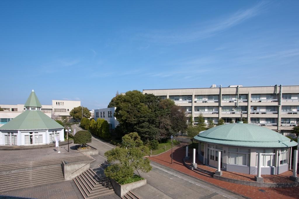 その他:福岡女子大学 350m