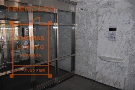エントランス・オートロック・エレベーター付