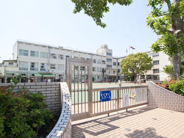 小学校:江戸川区立下小岩小学校 601m