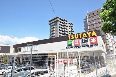 その他:レンタルショップ ツタヤ共立大前店・ 980m 近隣