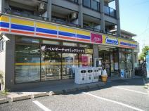 コンビ二:ミニストップ 堀江4丁目店 188m