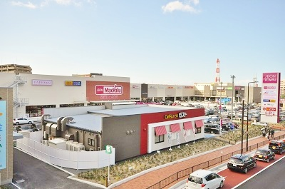 ショッピング施設:イオンタウン黒崎・ 1333m 近隣