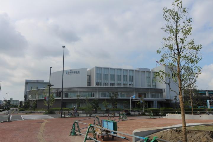 総合病院:杉岡病院 3100m
