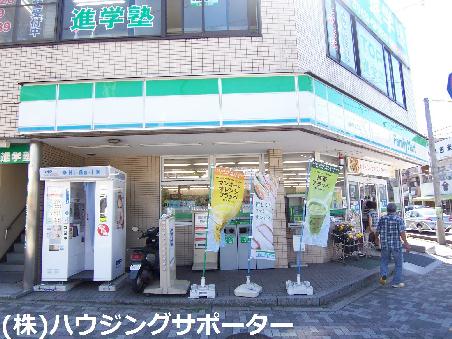 コンビ二:ファミリーマート 高尾駅北口店 1816m