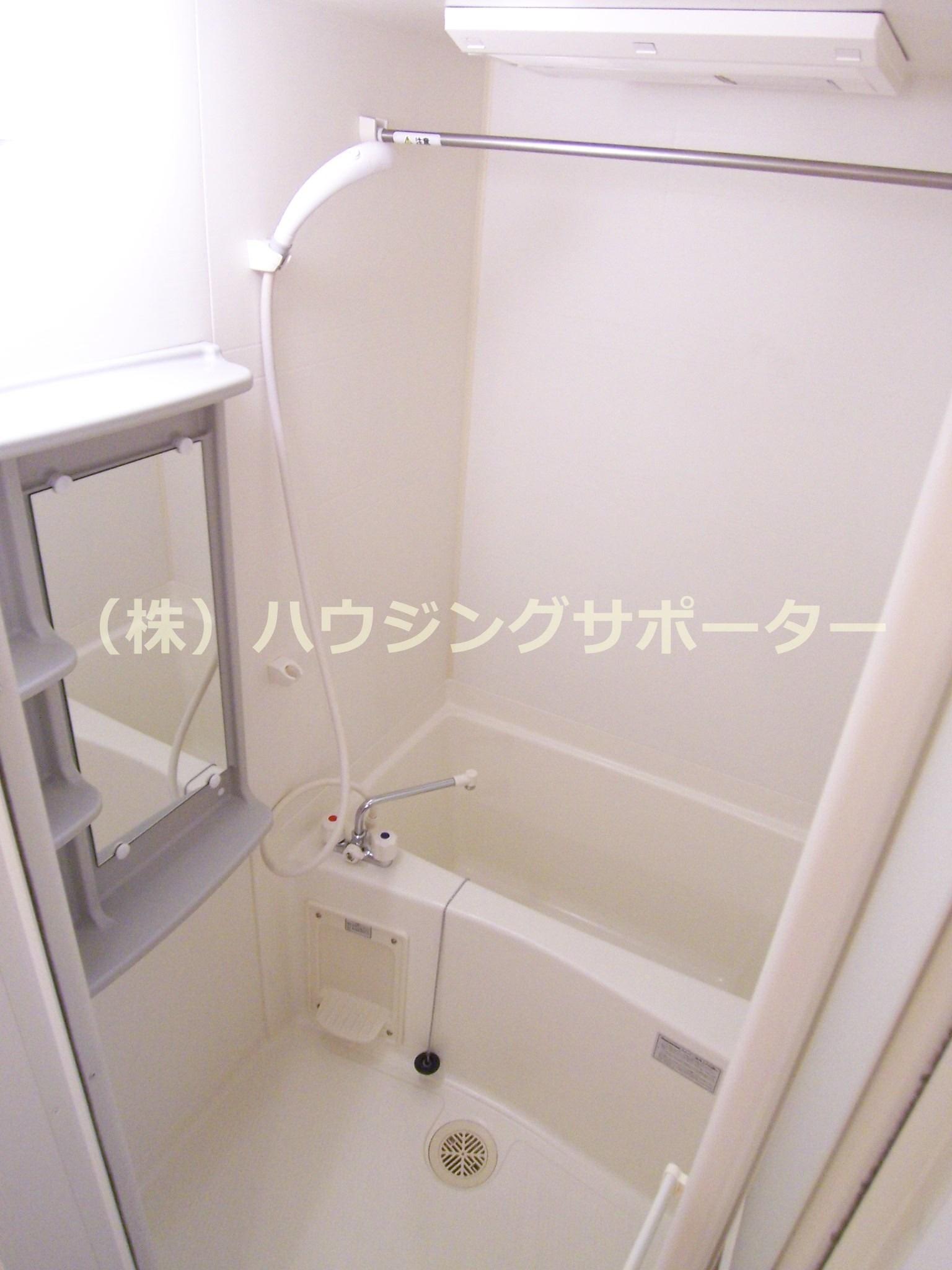 もちろんバス・トイレ別です!