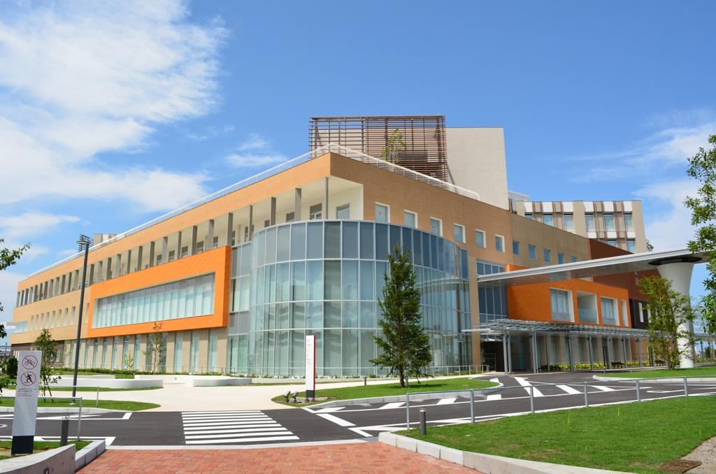 総合病院:福岡市立こども病院 2575m
