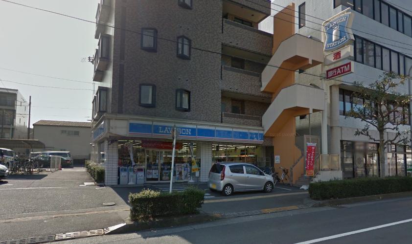 コンビ二:ローソン 八王子元本郷三丁目店 577m
