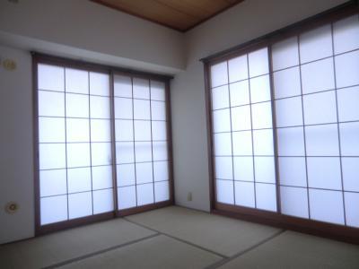 和室 同物件別部屋写真。