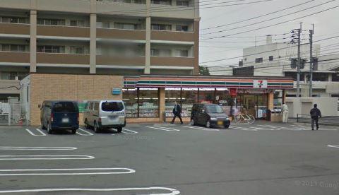 コンビ二:セブンイレブン福岡清水1丁目店 132m