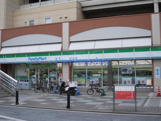 コンビ二:ファミリーマート 長岡京駅前店 346m 近隣