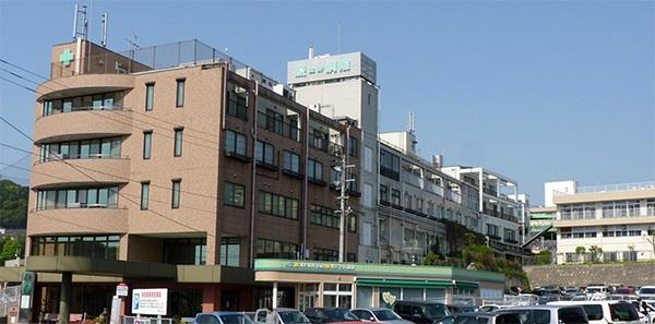 総合病院:原土井病院 1554m