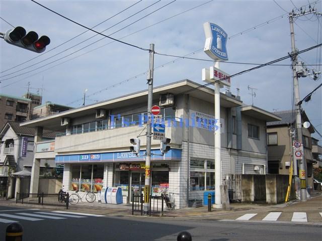 コンビ二:ローソン 宇治五ケ庄店 949m 近隣