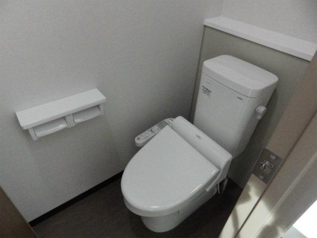 トイレ ウォシュレットあり